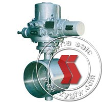 electric welded hard sealing butterfly valve